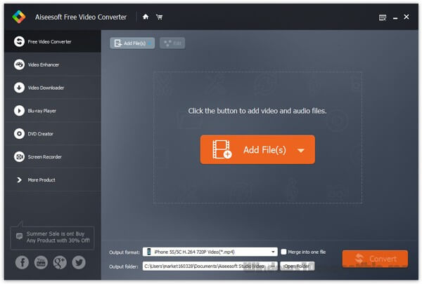 Aiseesoft-Video-Converter-Ultimate Registration Code Free Download 2020