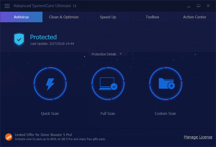Advanced SystemCare Pro 14 With Crack + License Key Free Download 2021
