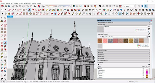 SketchUp Pro 21.0.339 With Crack + License Key {Latest Version} Free Download 2021