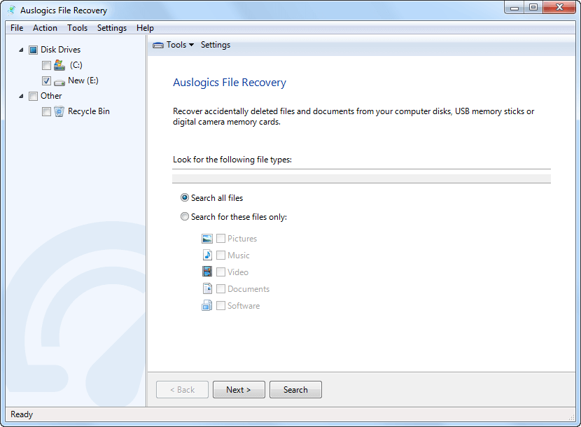 Auslogics-File-Recovery Keygen Free Download 2020