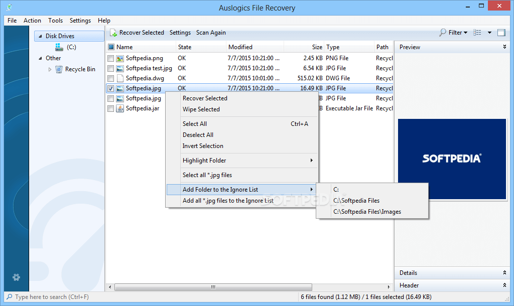 Auslogics-File-Recovery Serial Key Free Download 2020