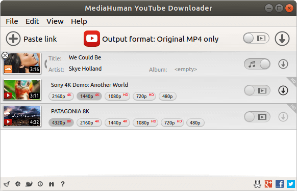 MediaHuman.YouTube.Downloader Serial Key Free Download 2020